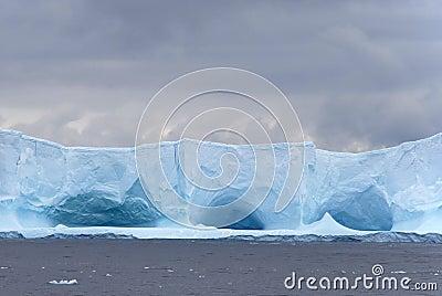 Caved Iceberg