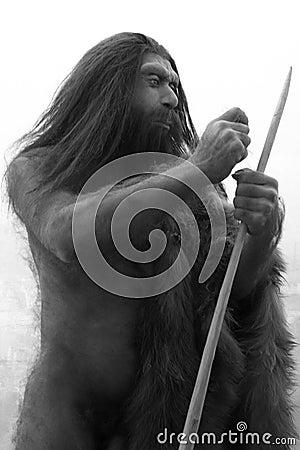 Free Caveman Stock Image - 20663351