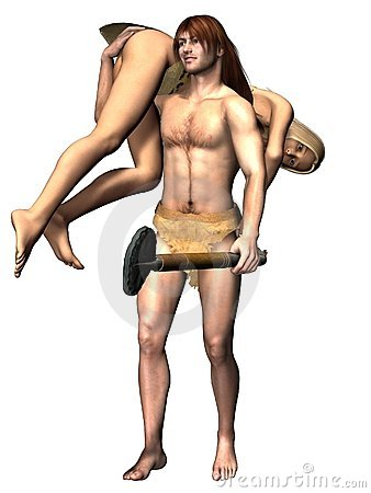 Caveman dating