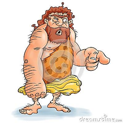 Caveman wonders