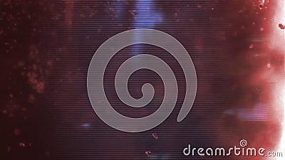 Caverna da partícula dentro filme