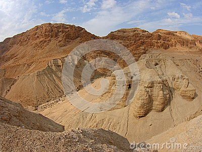 Cavernas do rolo do Mar Morto, Qumran, Israel