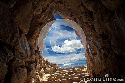 Caverne chez Mycenae 2
