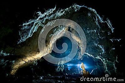 Caverne de Fanate