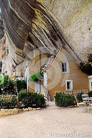 Caves in Dordogne, France