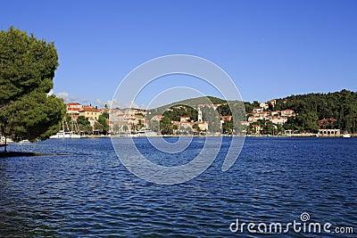 Cavtat shoreline