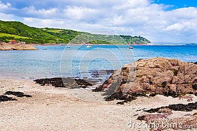 Cawsand Beach Cornwall