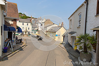 Cawsand Cornwall England United Kingdom Editorial Photography