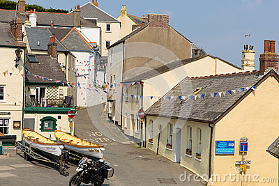 Cawsand Cornwall England United Kingdom Editorial Stock Image