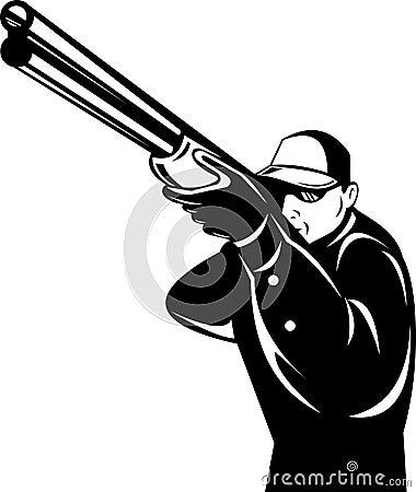 EL ANTA Cazador-que-apunta-una-escopeta-thumb7932521