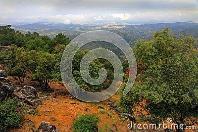 Cazorla and Segura sierra Andalusia Jaen Spain