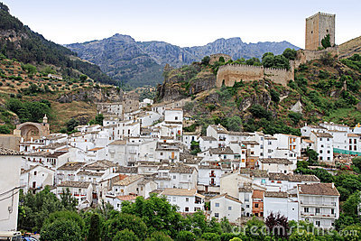 Cazorla village Jaen Andalusia Spain