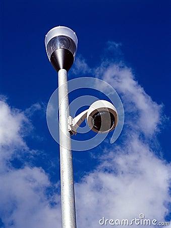 Free CCTV. Stock Photos - 258653