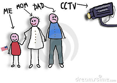 CCTV Family USA