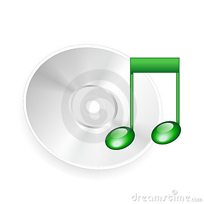CD的dvd声音