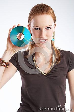 Free CD Stock Photo - 649960