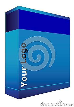 Free CD Box Royalty Free Stock Image - 13572046