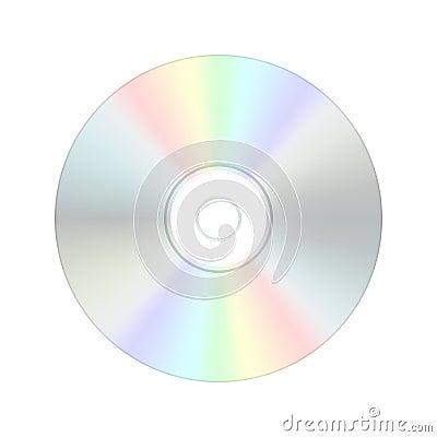 CD digital compact disc.