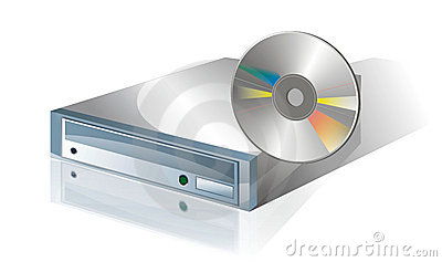 CD drive 1