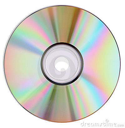 Free CD - DVD Stock Image - 10099501