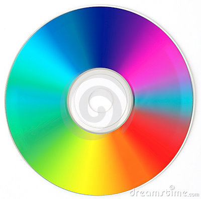 Free CD / DVD Stock Photography - 1047142