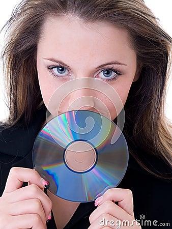Free CD DVD Stock Photos - 4461703