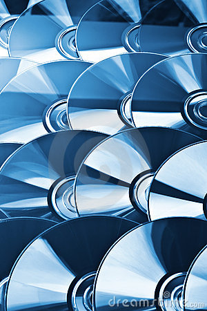 CD DVD background