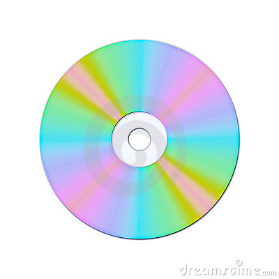 Free Cd Dvd Compact Disk Stock Photography - 7394842