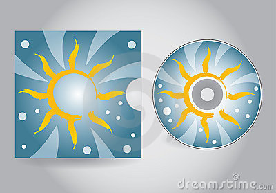 CD or DVD cover
