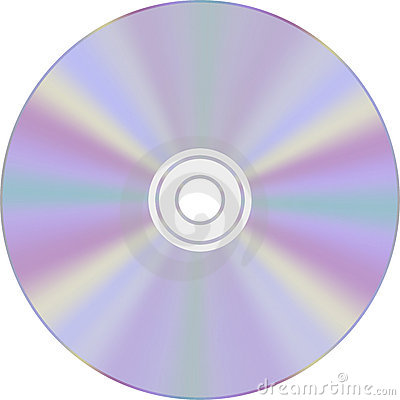 CD or DVD disc