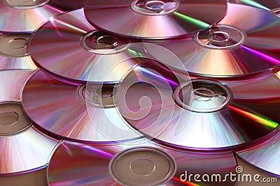 CD (DVD) disks
