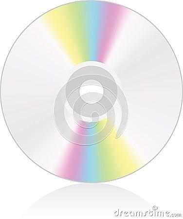 CD / DVD medium