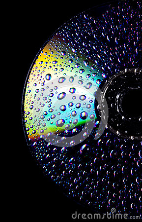CD humide
