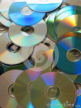 CD mess