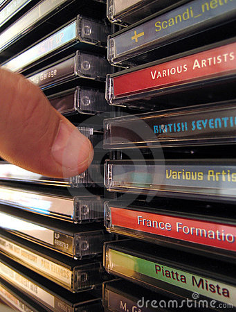 CD Rack Grip