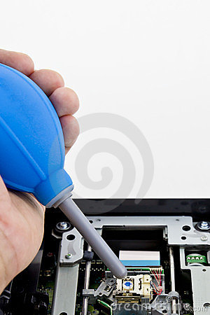 CD-Rom Repair
