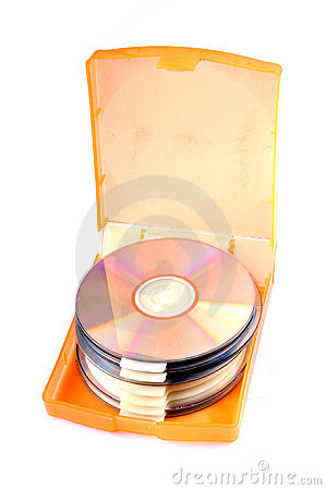 Cd s in cd case