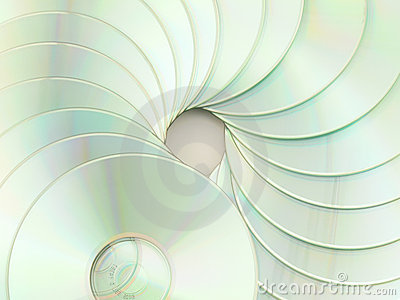 CD s spiral