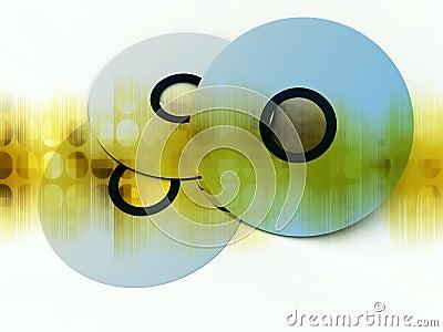 CD的或DVD的15