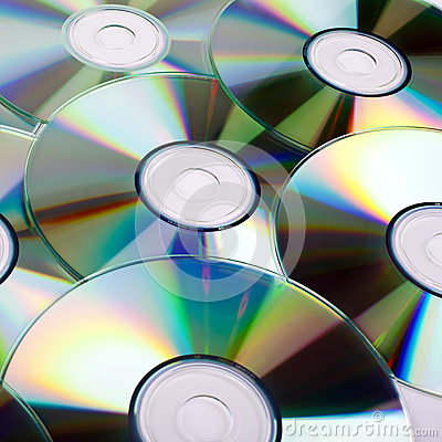 Free CDs Royalty Free Stock Images - 27354879