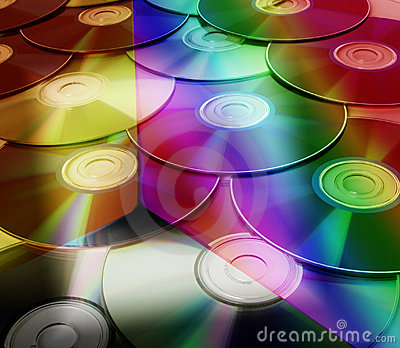 CDs background