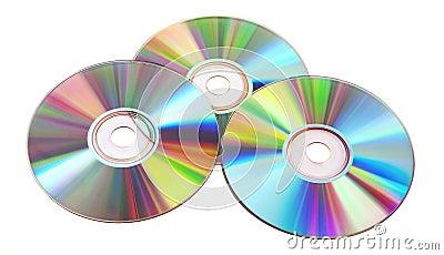 CDs - DVDs
