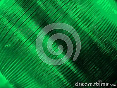 CDs  in green