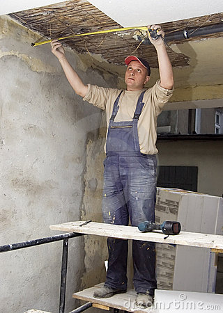 Ceiling improvement-isolating