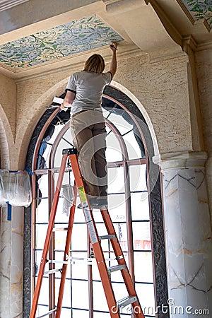 Ceiling Restoration