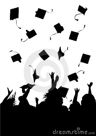 Celebración de la graduación