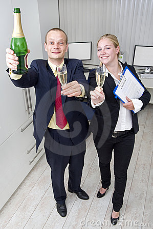 Celebración del asunto