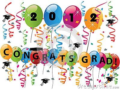 Celebración de día de graduación
