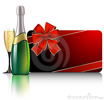 Celebrate Card Royalty Free Stock Photography - Image: 13823107
