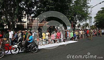 Celebrate Eid Editorial Photo